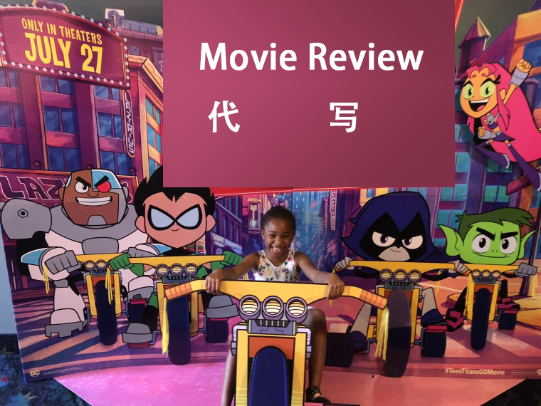 Movie Review代写